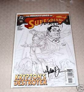 SUPERMAN-625-SIGNED-BY-MICHAEL-TURNER-CALDWELL-REMARK