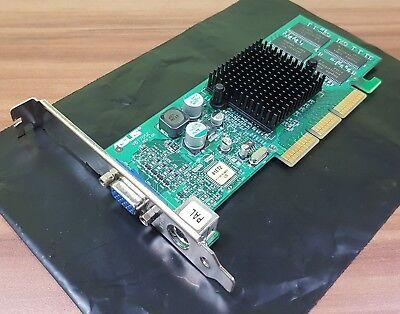Liberale Scheda Grafica Asus V8170se V8170se/t/p/64m/max 64 Mb Agp Passivo Refrigerati-m/max 64 Mb Agp Passiv Gekühlt It-it