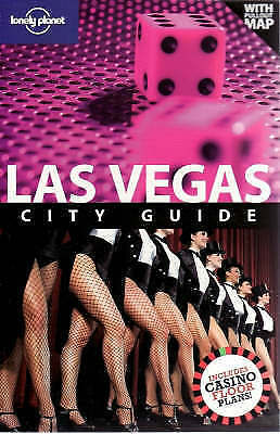 Lonely Planet Las Vegas (City Guide) by Sara Benson