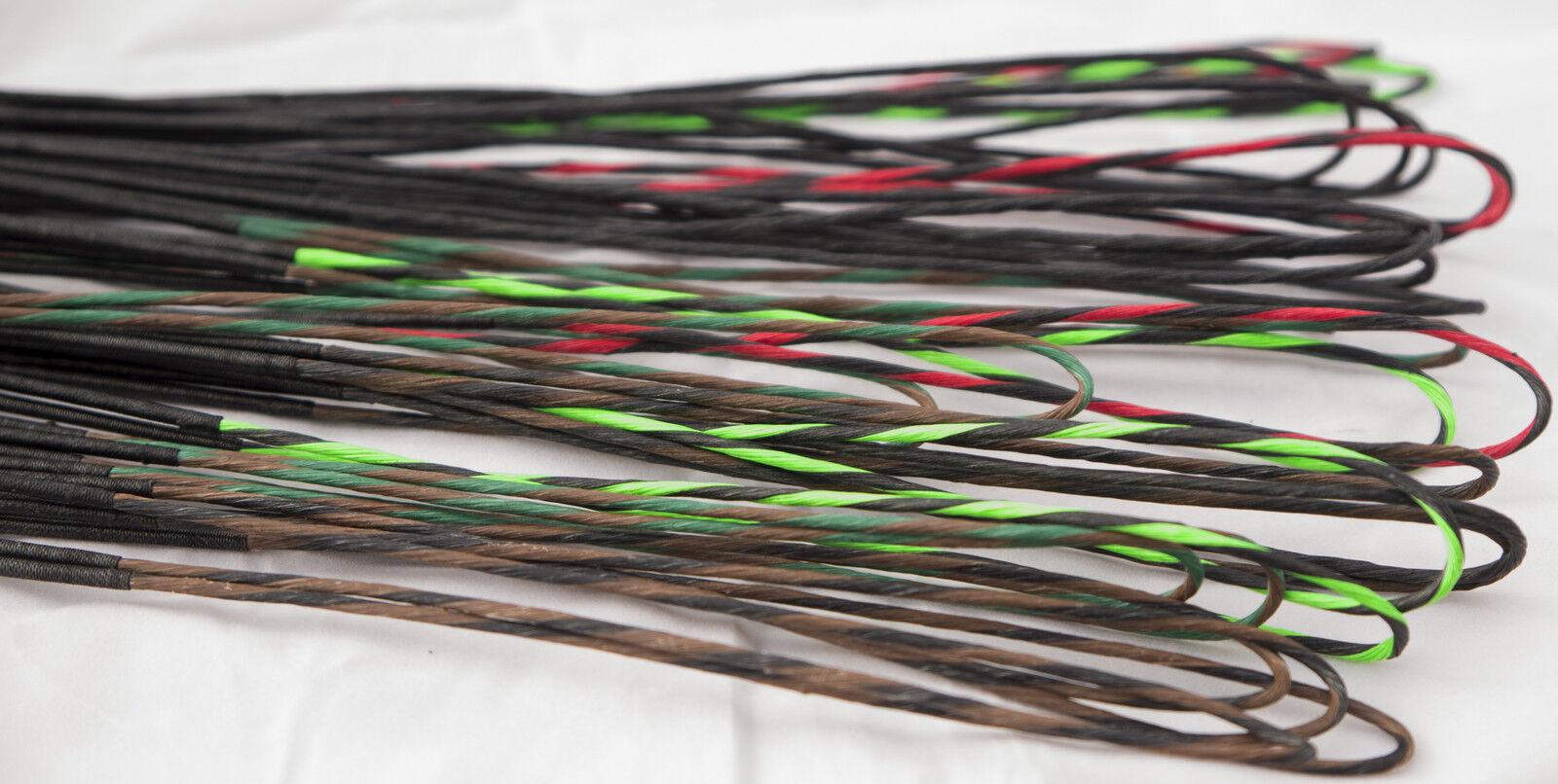 Arco de oso y 60 cuerdas personalizadas.