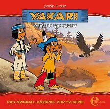 CD * YAKARI - CD 14 - REISE IN DIE URZEIT # NEU OVP &