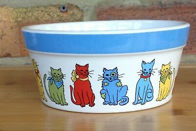 Water Or Feeding Bowl Size S Good For Energy And The Spleen Signature Housewares My Friend Brand New Cat