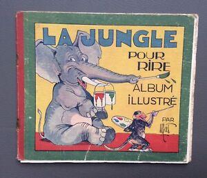 La-jungle-pour-rire-Ame-francaises-Sd-1940-41-EO-BE