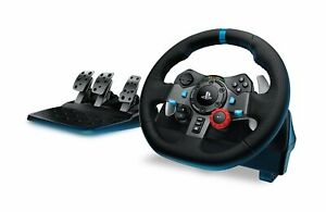 Logitech G G29 Driving Force Racing Wheel for PS5 PS4 PS3 & PC NEW
