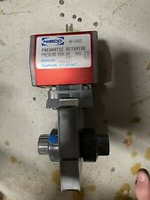 Two Nibco Chemtrol Pneumatic Actuator With Np Da05 Valve Np Da05 New Old Stock