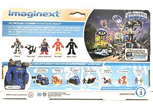 Imaginext DC Super Friends DC Super Heroes  Villains