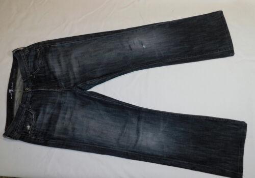 Jeans 7 fonc For All Botte Bootcut Mankind Bleu PRwORnt7q