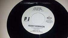 FREDDY ROBINSON Black Fox / The Oogum Boogum PACIFIC JAZZ 88155 LATIN PROMO 45