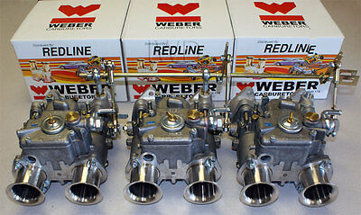 BMW E3 with M30 Weber 40 DCOE Redline conversion kit BMW Bavaria 2800 3.0 3.0CS