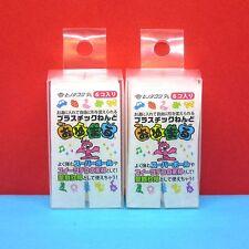 Oyumaru modeling Compound Moulding Stick [White] 12pcs/set