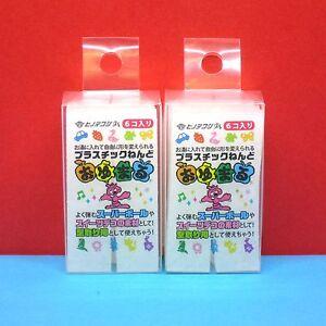 Oyumaru-modeling-Compound-Moulding-Stick-White-12pcs-set