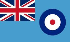 RAF Ensign Flag royal air force united kingdom union jack