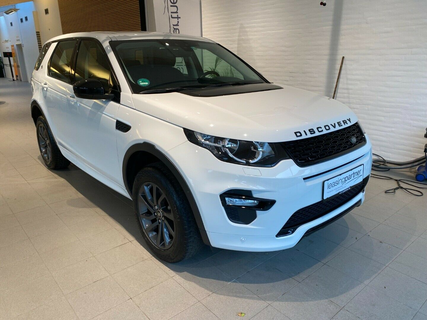 Land Rover Discovery Sport 2,0 SD4 SE aut. 5d