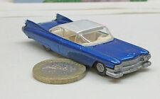 P006: Cadillac Eldorado '59..    blau met/weiß perlmut