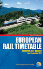 European Rail Timetable: Summer by Thomas Cook Publishing (Paperback, 2011)