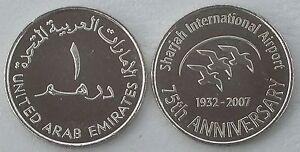 Vereingte Arabische Emirate United Arab Emirates 1 Dirham 2007 P76