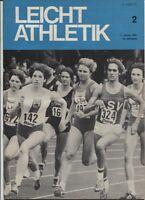 Leichtathletik Nr. 2/1983
