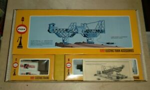 Cox-Trainscapes-Dockside-Crane-Set-HO-Scale-1974-New-Unused-Complete
