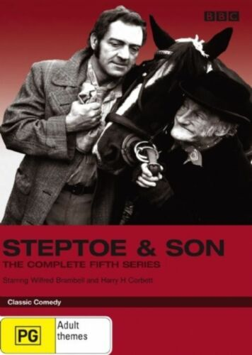 1 of 1 - Steptoe And Son : Series 5 (DVD, 2007) R4 New, ExRetail Stock (D165)