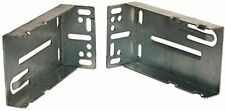 Heavy Duty Metal Drawer Slide Socket - 1-7/8 Inch (2 Pack)