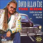The Ride by David Allan Coe (CD, Sep-2005, Gusto Records)
