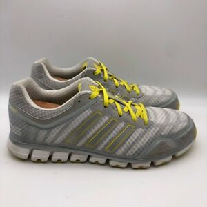 Details about Adidas Climacool Womens Aerate 2.0 Running Shoes Gray G66527 Lace Up 9.5 M