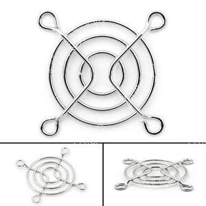 8X-50-mm-fer-Net-Fan-Cover-CPU-Fan-Grill-Ordinateur-Ventilateur-de-refroidissement-50x50mm-ac-dc-UK