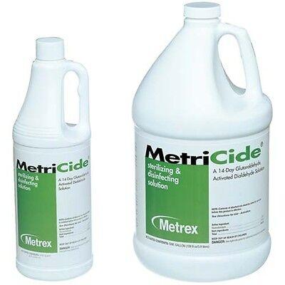 CIDEX METRICIDE OMNICIDE 14-DAY STERILIZATION QUART 32 oz