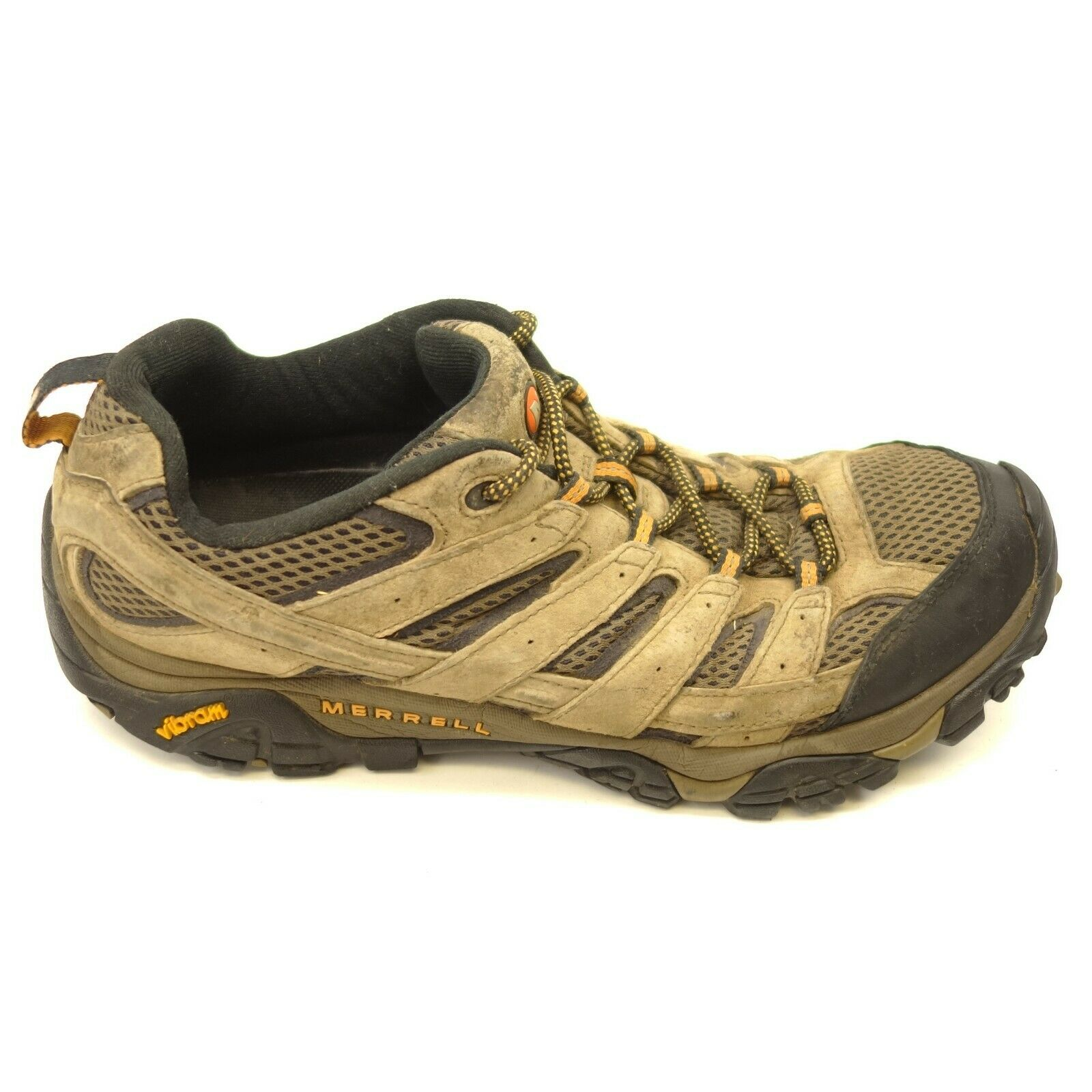 Merrell Moab 2 Low Vent US 11.5 Athletic Support Hiking Trail Mens shoes