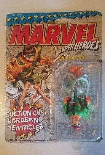Spielzeug - geschäft spielzeug - marvel - superhelden doktor oktopus - fabrik versiegelt fehler moc