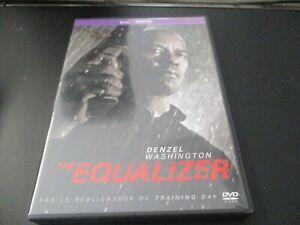 """DVD """"THE EQUALIZER"""" Denzel WASHINGTON"""