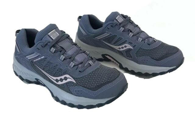 Saucony Womens Excursion Tr13 Gray
