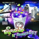 Thizzed Up N Dranked Out [PA] by Various Artists (CD, Jan-2009, 2 Discs, Thizz Latin)