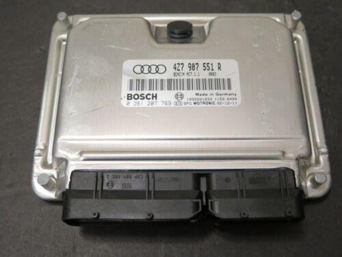 2003 Audi A6 Quattro ECU 2.7l Turbo ECU 4Z7 907 551 R AllRoad ECM OEM Computer