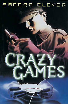 Crazy Games, New, Sandra Glover Book