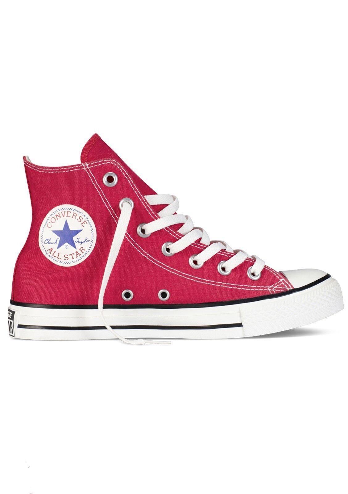 Converse All Star Hi Top Canvas Sneakers Homme 11 Femme 13 NIB Free Ship
