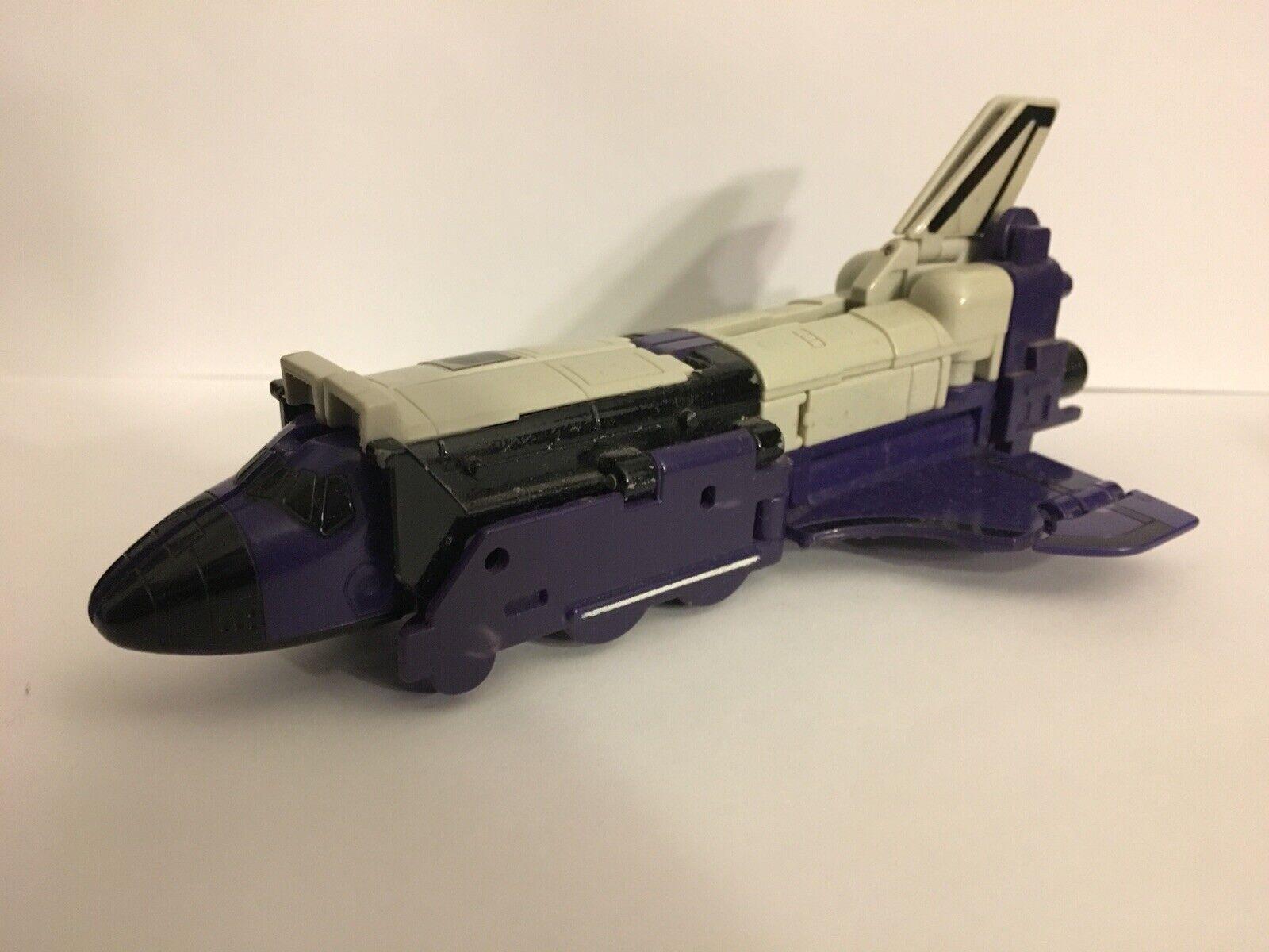 Astredrain Complete 1985 Vintage Hasbro G1 Transformers Action Figure