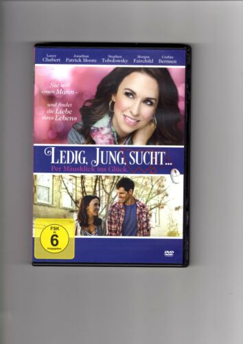 1 von 1 - Ledig, jung sucht...Per Mausklick ins Glück (2015) DVD #17744