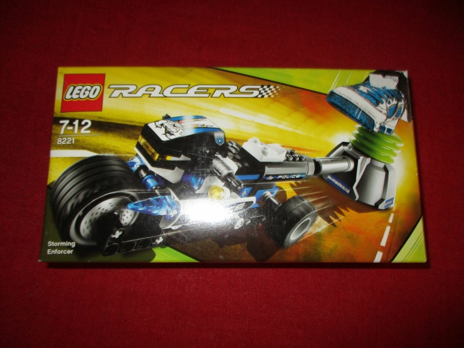 LEGO ® Racers 8221  STORMING ENFORCER NUOVO OVP  wholesape economico