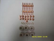 Colossal Tech Cut50 Cut50d Cut50r Cut50dr Plasma Cutter Consumables 40pcs Usa