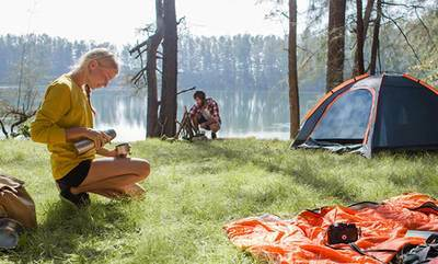 Summer Outdoor Essentials | Up to 50% off camping & water sports gear.