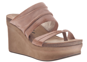 OTBT-Tailgate-in-Warm-Pink-Wedge-Sandal-Women-039-s-sizes-6-10-NEW
