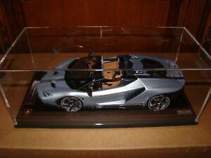 Lamborghini Centenario Roadster Mr Collection Echelle 1/18 Eme Superbe Et Rare