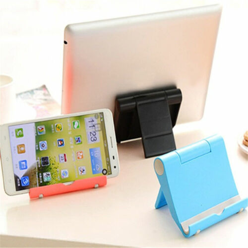 Universal Desktop Foldable Adjustable Stand Mini Holder for Tablet PC PhoneB Pf