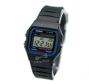 Casio-F91W-1D-Digital-Watch-Brand-New-amp-100-Authentic