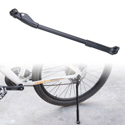 Quick Release MTB Bike Support Side Stand Bicycle Kickstand Parking Rack