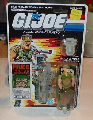 GI Joe Vintage A Real American Hero Series MOSC