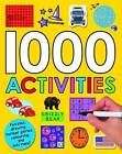 1000 Activities by Roger Priddy (Paperback, 2009)