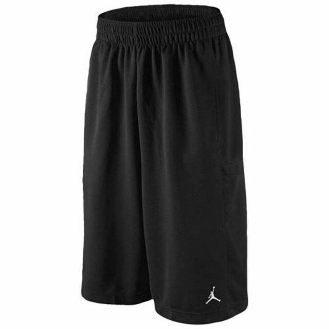 f3ac0fef0a2 Nike Air Jordan Shorts Black Size Youth Small 8 for sale online | eBay