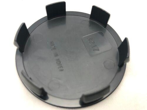 MSR Black Wheel Center Cap # 3217 052 087 144 Set of FOUR